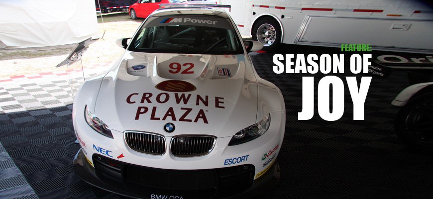 SkiddMark joins Team BMW Rahal Letterman at the Sebring 12Hrs