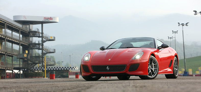 FACE-OFF: Ferrari 599 GTO videos