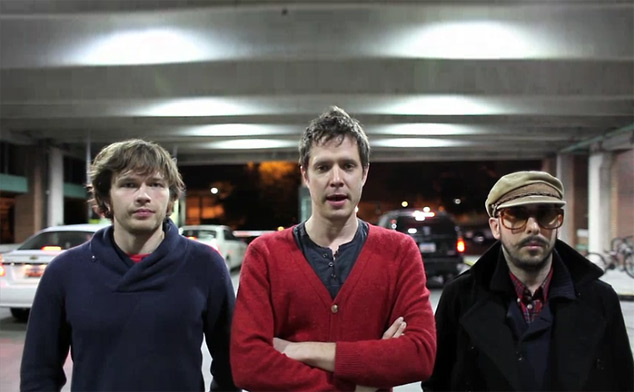 OK Go, the most downloaded band in history, make art with Evoque iPhone app