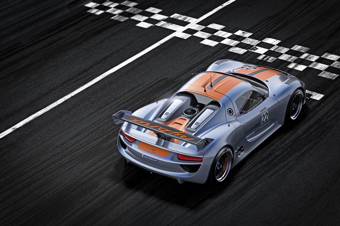 in which Porsche has been