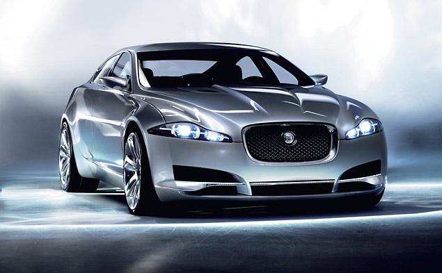 Jaguar XF-Concept