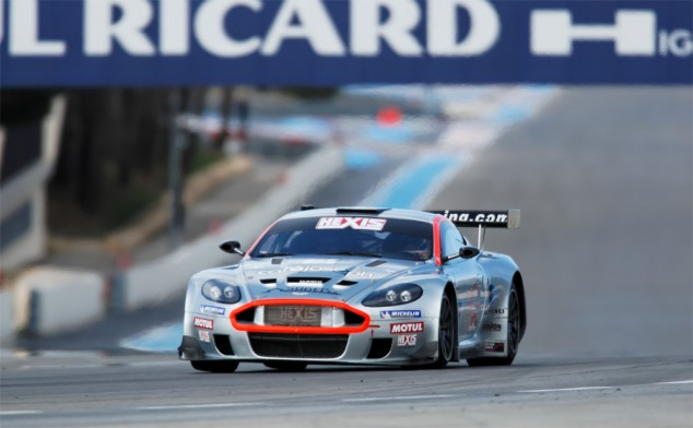 DBRS9 G1 e1314299708458 Aston Martin Vantage GT3 replaces the championship winning DBRS9