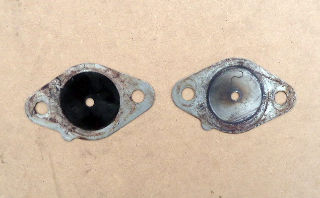 Boss 302 Exhaust Restrictor Plates