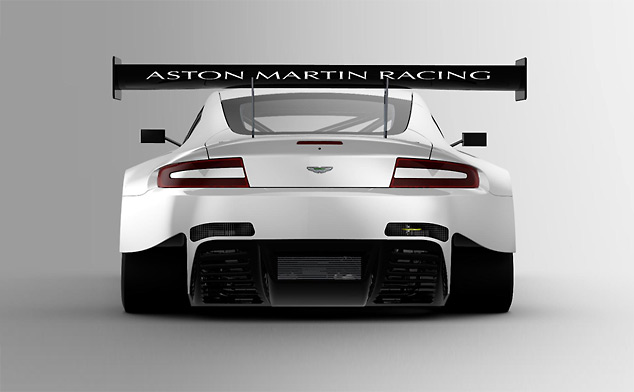 Aston Martin Vantage GT3 replaces the championship winning DBRS9
