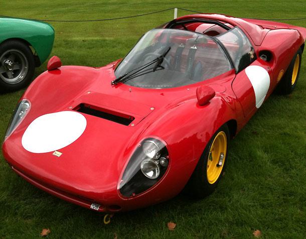 1965 Ferrari Dino 206 SP