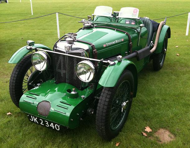1932 MG J-Type 4C