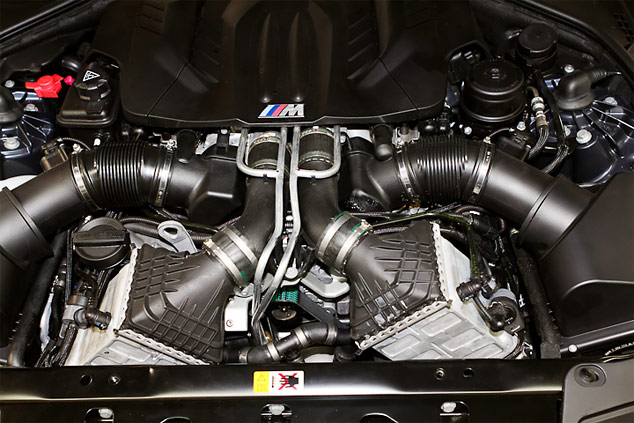 M5's Engine