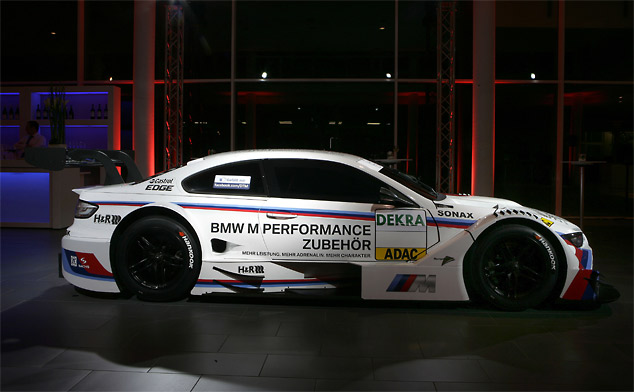 BMW reveals M Performance Accessories livery for its M3 DTM