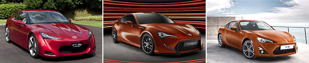Toyota GT86 I6 Toyota GT 86 aims to be the Best Drivers Car on the Planet