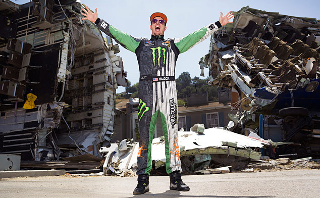 The Accidental Hero – An interview with Ken Block