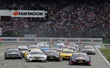 DTM 2012 – TV Guide for Round 2: Lausitzring