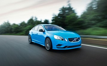 Film: Gothenburg City Race provides the perfect backdrop for Volvo's 501bhp S60 Polestar concept car