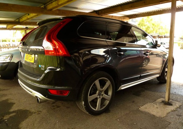 volvo XC60 Polestar G1 603x424 The DNA Inside: Volvo Cars