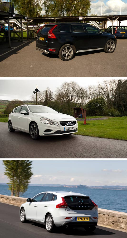 volvo XC60 Polestar test The DNA Inside: Volvo Cars