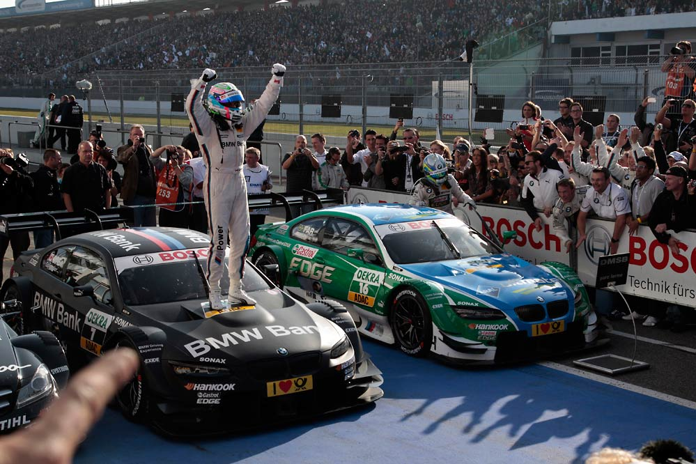 BMW DTM Spengler Champion Team G2 Clean sweep for BMW at DTM Hockenheim Finale (w/VIDEO)