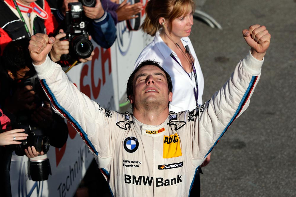 BMW DTM Spengler Champion Team G3 Clean sweep for BMW at DTM Hockenheim Finale (w/VIDEO)