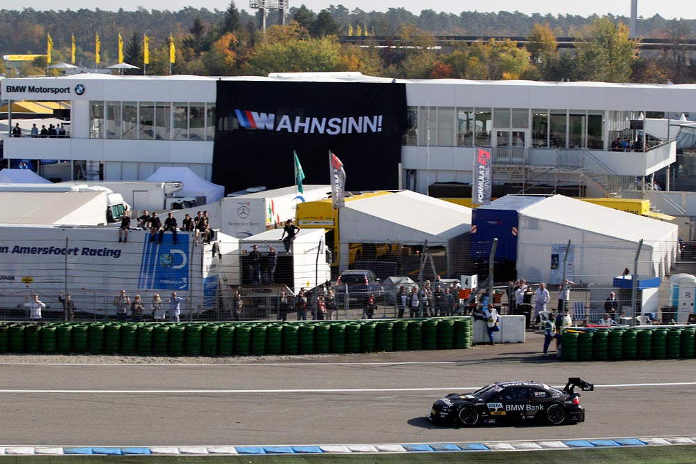 BMW DTM Spengler Champion Team G6 Clean sweep for BMW at DTM Hockenheim Finale (w/VIDEO)