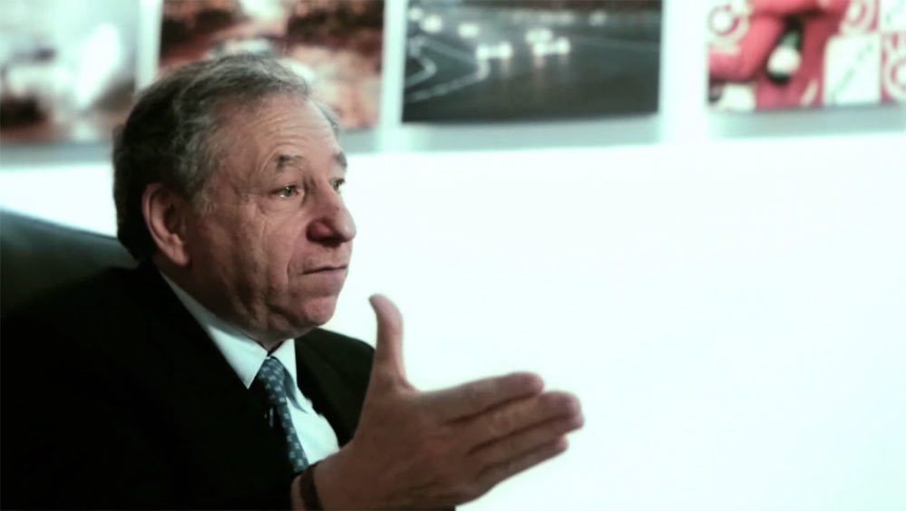 mulsanne visionaries jean todt G3 Jean Todt discusses The Future of The Automobile   Mulsanne Visionaries (w/VIDEO)