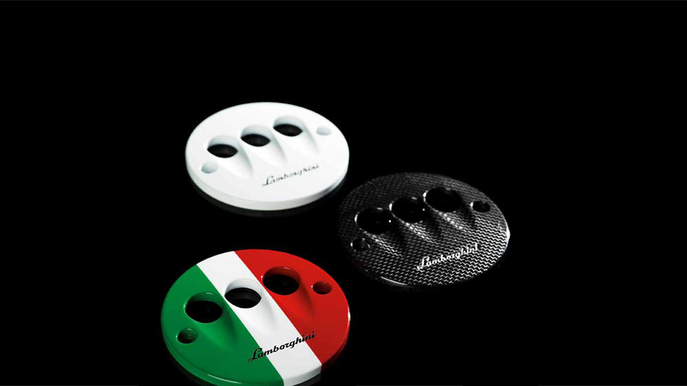 Accessori Originali Lamborghini eGear selectors Accessori Originali: For when your Lamborghini isnt quite special enough..
