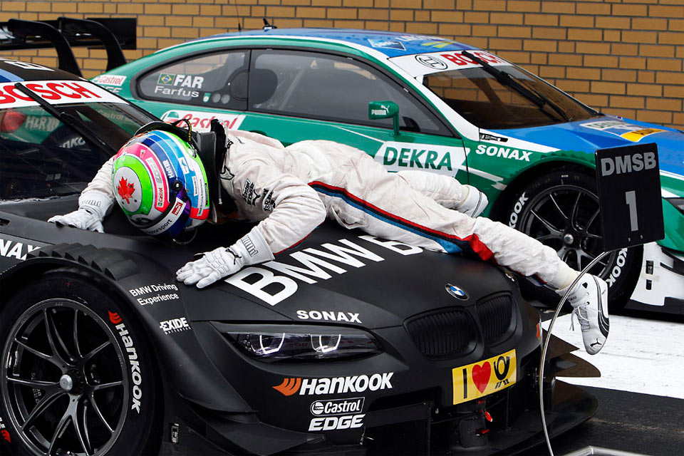 BMW M3 DTM Champion Edition G11 BMW celebrates its touring car success with the M3 DTM Champion Edition