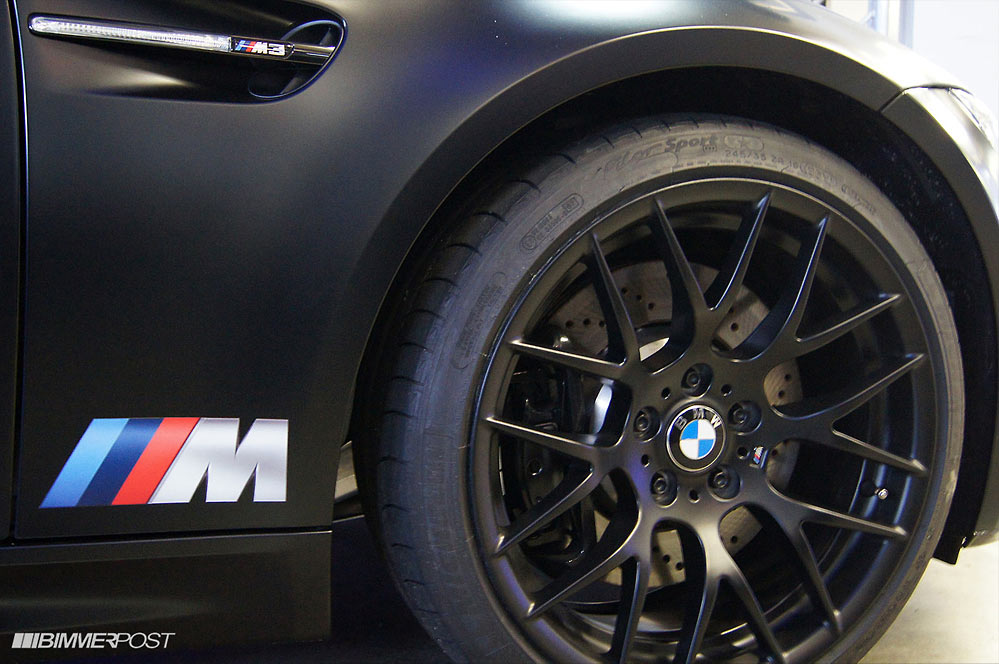 BMW M3 DTM Champion Edition G8 BMW celebrates its touring car success with the M3 DTM Champion Edition