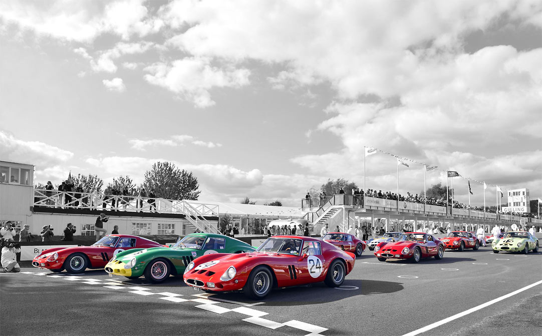 Goodwood's Golden Ticket: we look forward to the 2013 Revival