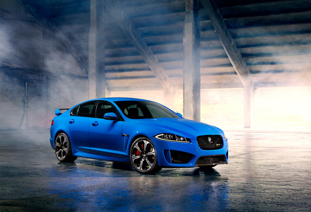 Jaguar XFR S Official G11 The hills are alive with the sound of.. XFR S (w/VIDEO)