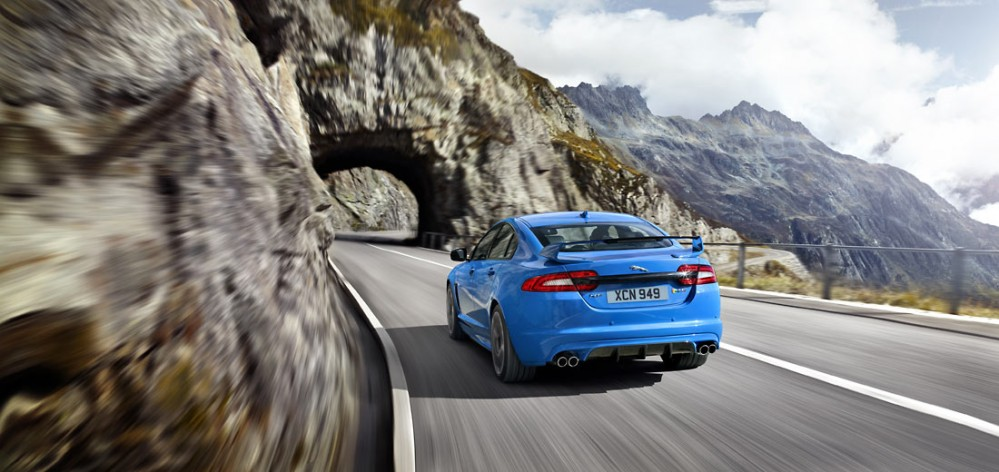 Jaguar XFR S Official G14 999x472 The hills are alive with the sound of.. XFR S (w/VIDEO)