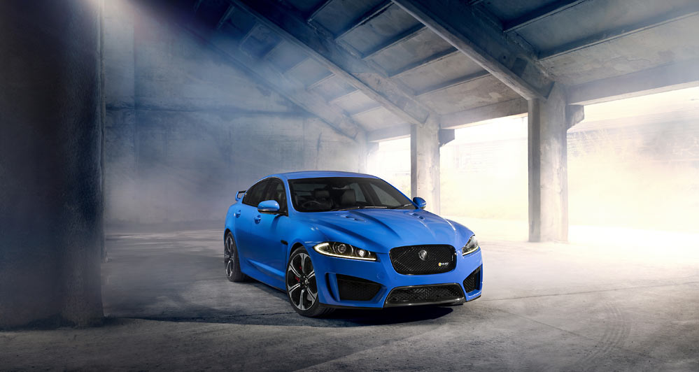 Jaguar XFR S Official G18 The hills are alive with the sound of.. XFR S (w/VIDEO)