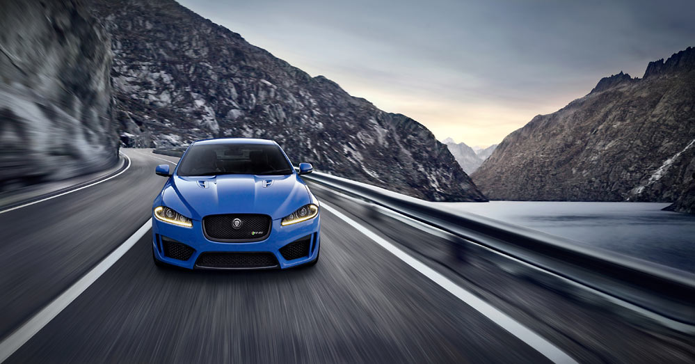 Jaguar XFR S Official G8 The hills are alive with the sound of.. XFR S (w/VIDEO)