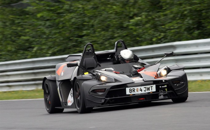 KTM X BOW RR Nurburgring 684x424 KTM challenges the pecking order with a 7:25 min lap of the Nürburgring (w/VIDEO)