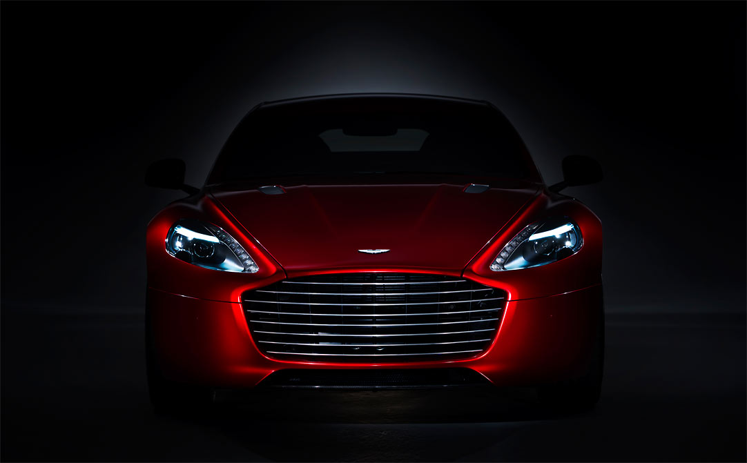 Rapide S 1 Aston Martin ups the ante with a new 550bhp Rapide S (w/VIDEO)