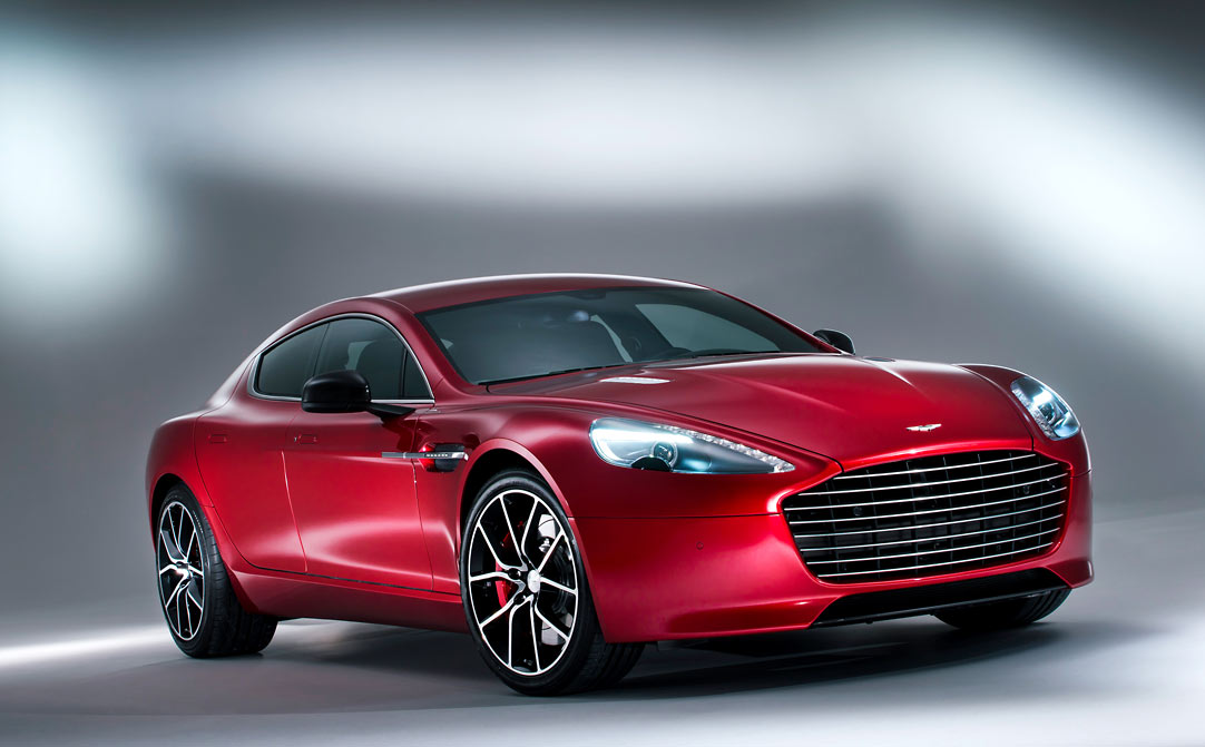 Rapide S 2 Aston Martin ups the ante with a new 550bhp Rapide S (w/VIDEO)