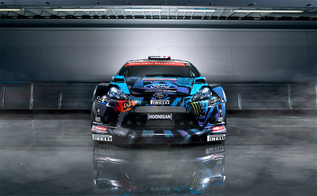 Interview with Ken Block: The Hoonigan Fights Back