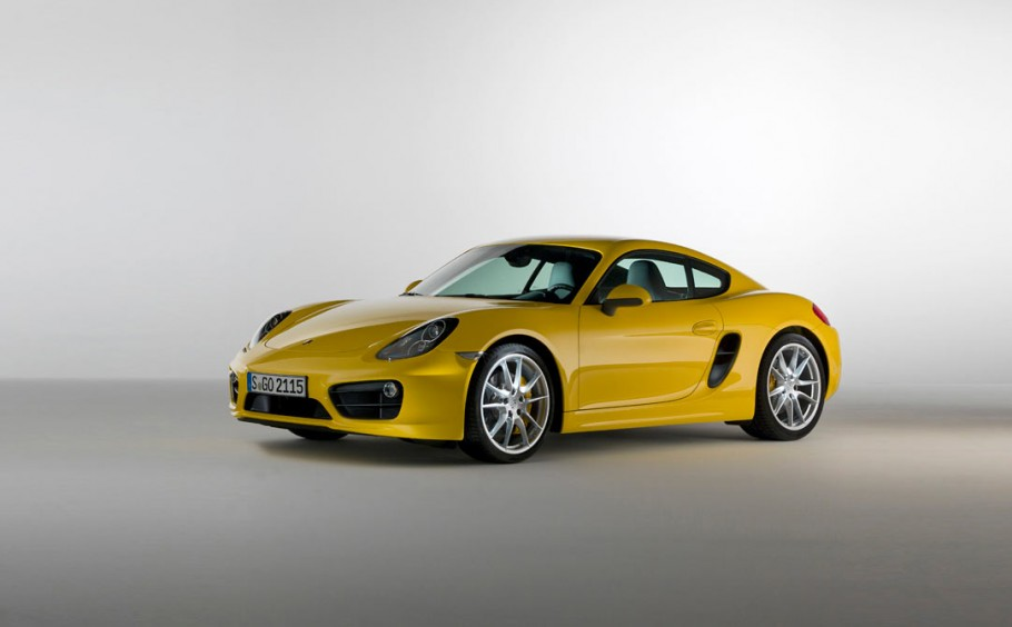 Porsche sales rise in January, especially for the Boxster/Cayman