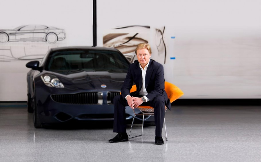 Henrik Fisker resigns from.. Fisker Automotive (updated)