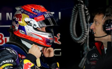Formula 1: Red Bullets in China