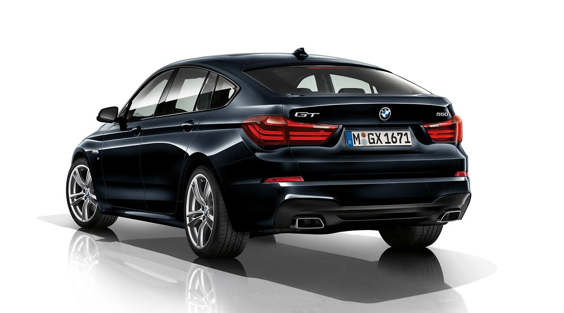 BMW adds 443bhp 550i M Sport and 309bhp 335d xDrive to its 2014 model range