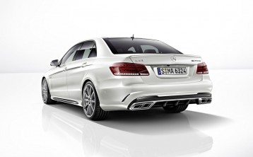 Mercedes lifts the super-saloon stakes with the 580bhp E 63 AMG 'S'