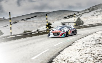 Sébastien Loeb gears up for Pikes Peak on Mont Ventoux