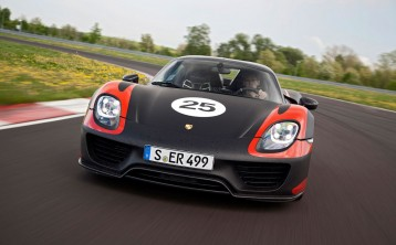 Need to know: Porsche 918 Spyder