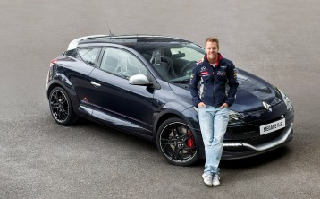 Introducing the Limited edition Mégane R.S. Red Bull Racing RB8 (w/VIDEO)