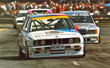 Touring Car legend Steve Soper returns to racing