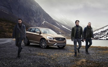 Volvo teams up with Swedish House Mafia to promote the new XC60 (w/VIDEO)