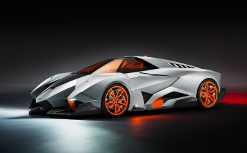Lamborghini reveals a gift to itself: The Egoista (w/VIDEO)
