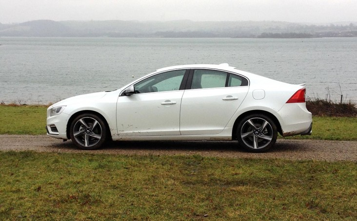 First Drive Review: Volvo S60 D4