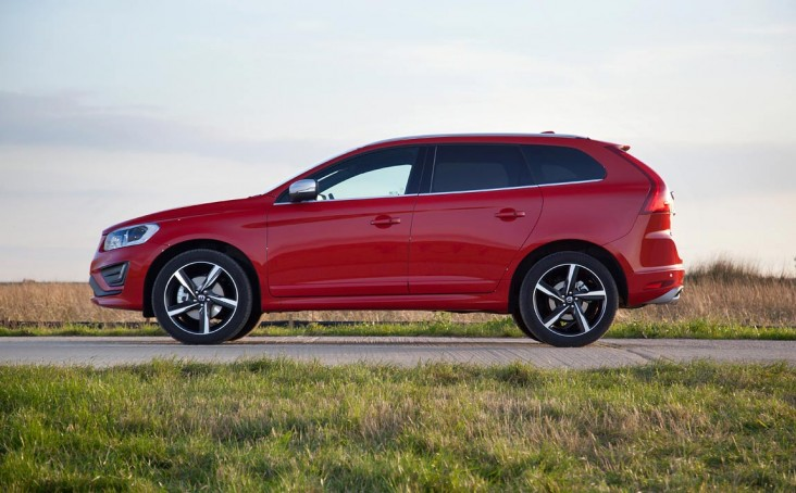 First Drive Review: Volvo XC60 D4