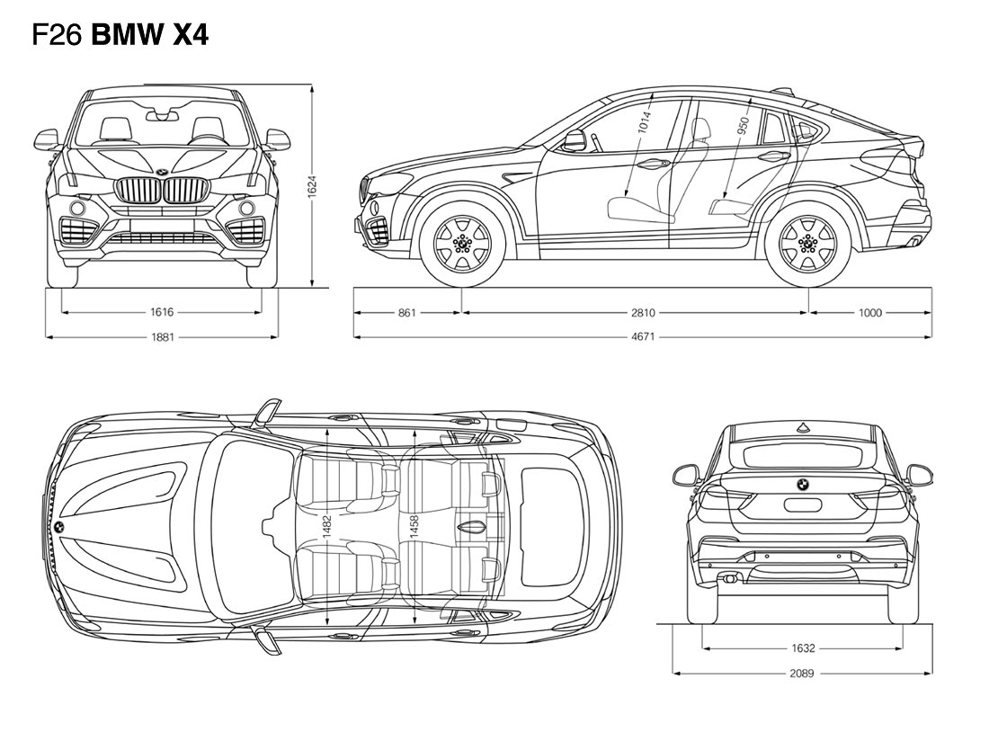 Bmw X4 Better Than An X3 Or A Compromise Too Far W Video Skiddmark